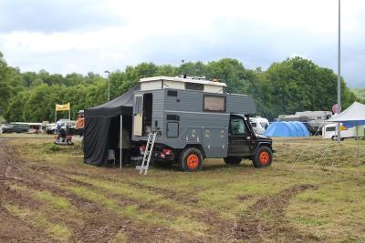 Abenteuer & Allrad Bad Kissingen 2013
